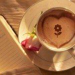 Kahve falinda çiçek görmek