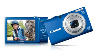 Canon PowerShot A4000 IS: full specs