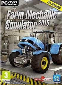 Download Farm Mechanic Simulator 2015 PC Game Free