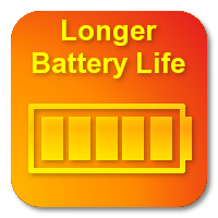notebook long battery life