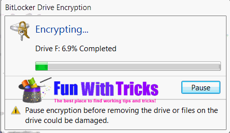 Password protect USB drives without using any software_FunWithTricks.Com