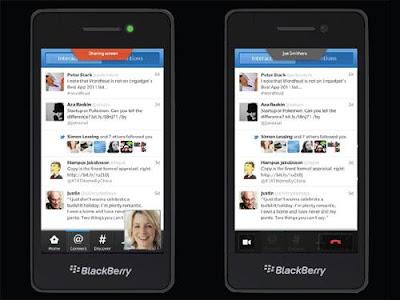Windows Phone 8 Untuk Blackberry