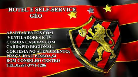 Hotel e Self Service GÉO