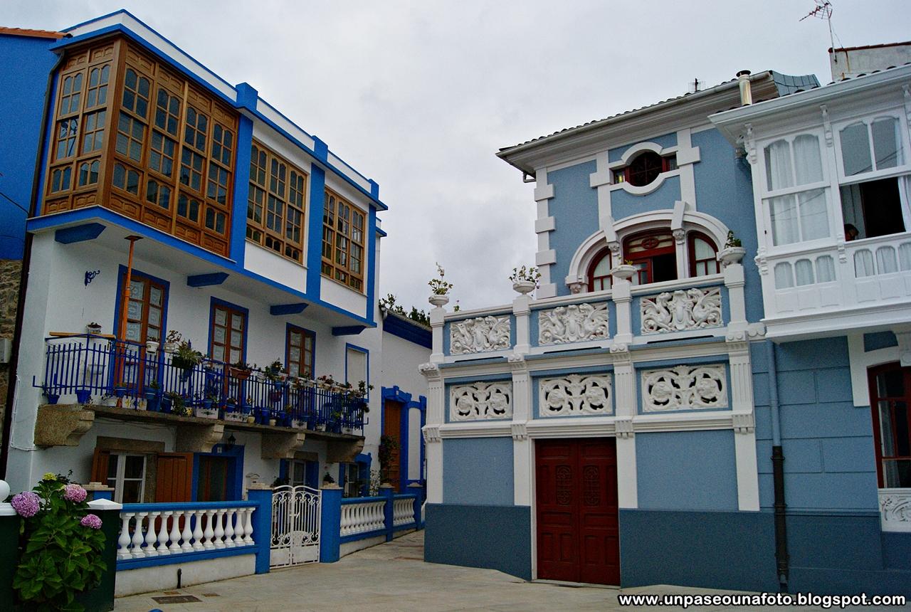 Un paseo una foto redes un pueblo marinero con encanto - Casas con encanto galicia ...