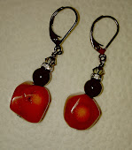 Red coral and Onyx