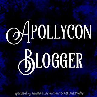 I'm An Official Apollycon 2017 Blogger!