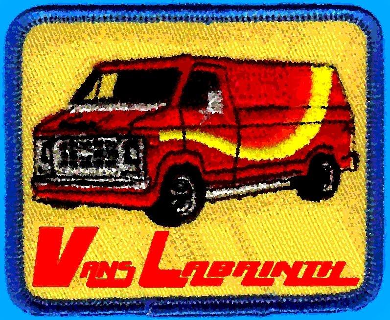 VANS LABRINTH