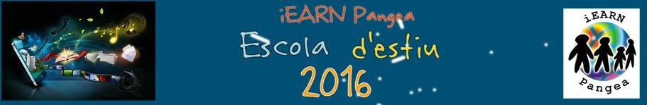 Escola d'Estiu 2016 iEARN-Pangea