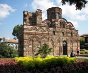 Bulgarian Ancient City of Nessebar