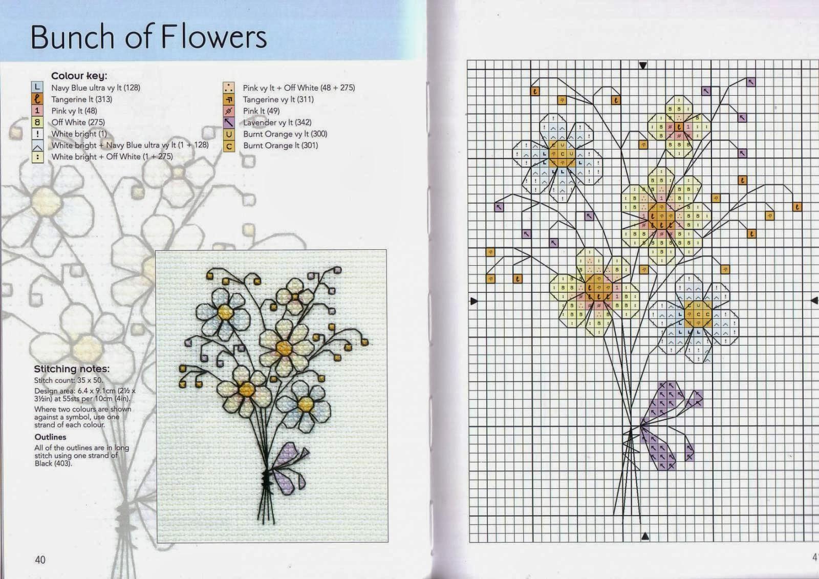 Схемы вышивки от Майкла Пауэлла. Домики крестиком - Pinterest 35
