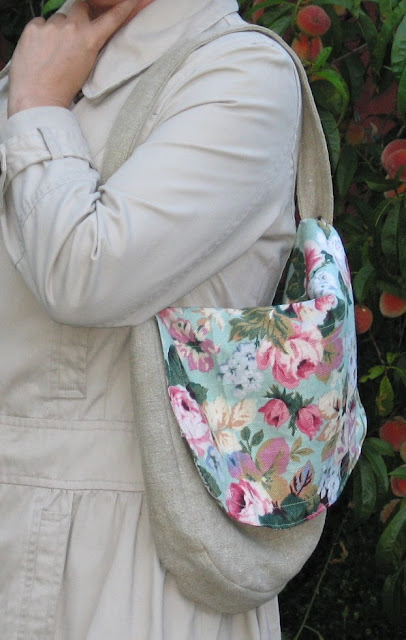 torebka z lnu