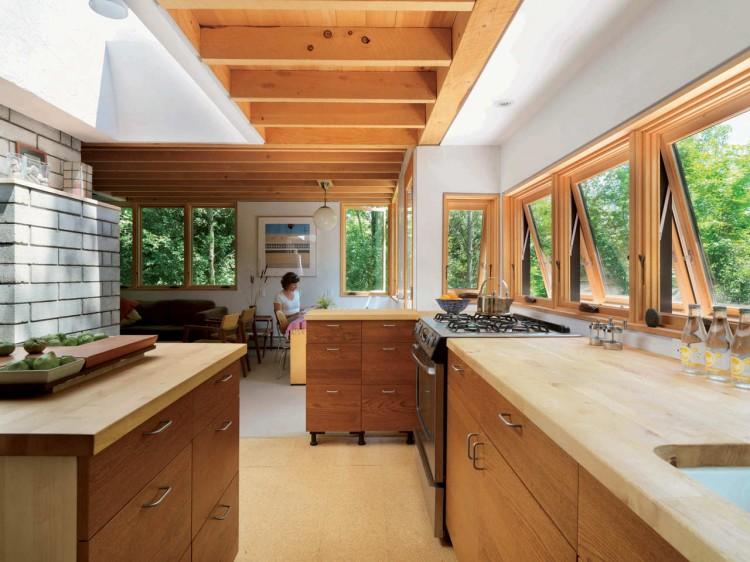 Bright Kitchen Interior Natural Nuance Warm And Cozy Farmer 39 S Home Furniture