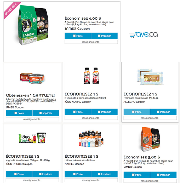 Www save ca coupons