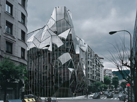 Architecture Building Skins6