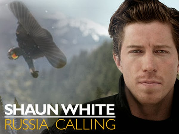 Documentaries to Watch - Shaun White: Russia Calling || Sprinkles and Style