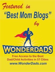 I'm Featured On Wonder Dads