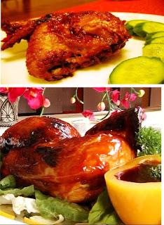 ayam panggan madu