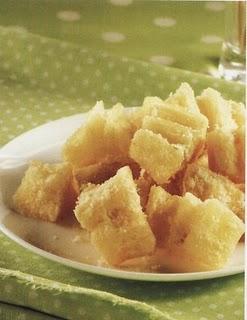 Cassava Fried Cheese