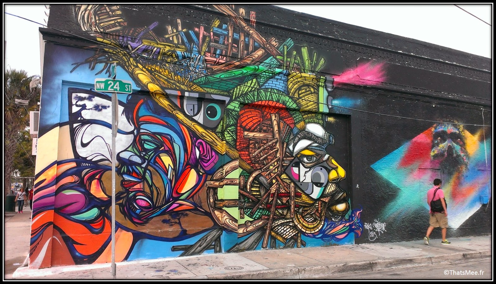 Wynwood Art Basel street art walls Miami