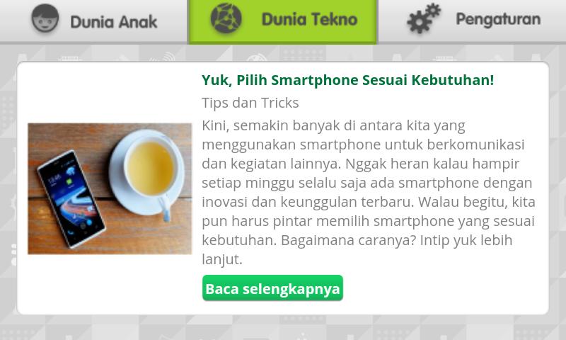 Aplikasi Anak Cerdas
