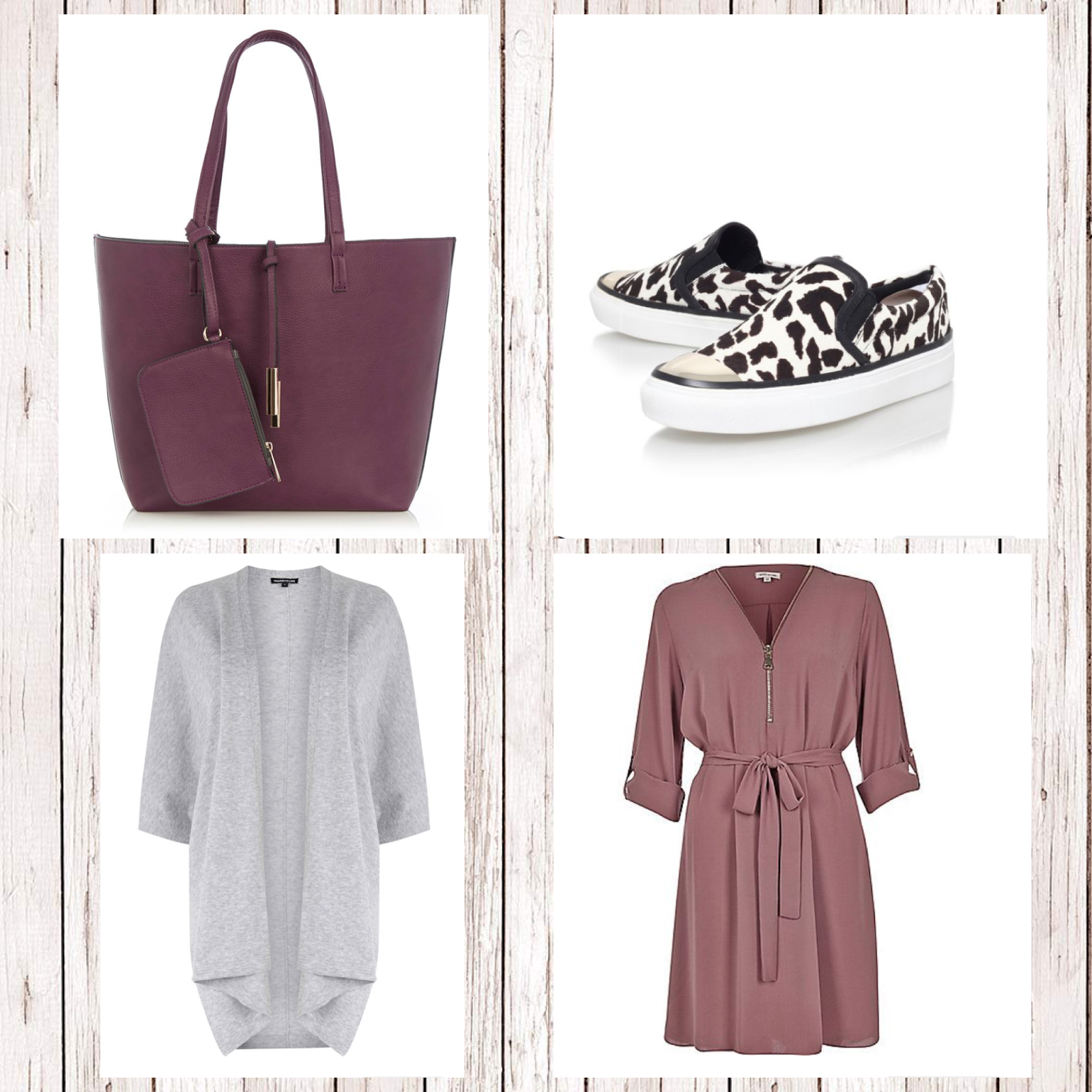 Wardrobe Wants - Style Wish List