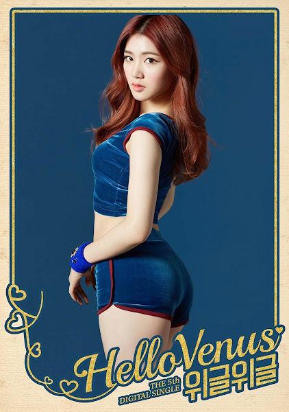 Yeoreum Wiggle Wiggle Hello Venus