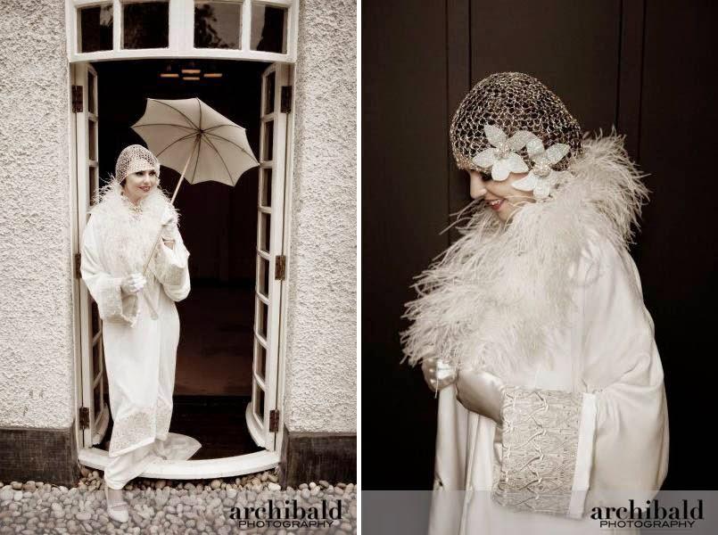 momentos inolvidables: vestidos novia vintage años 20