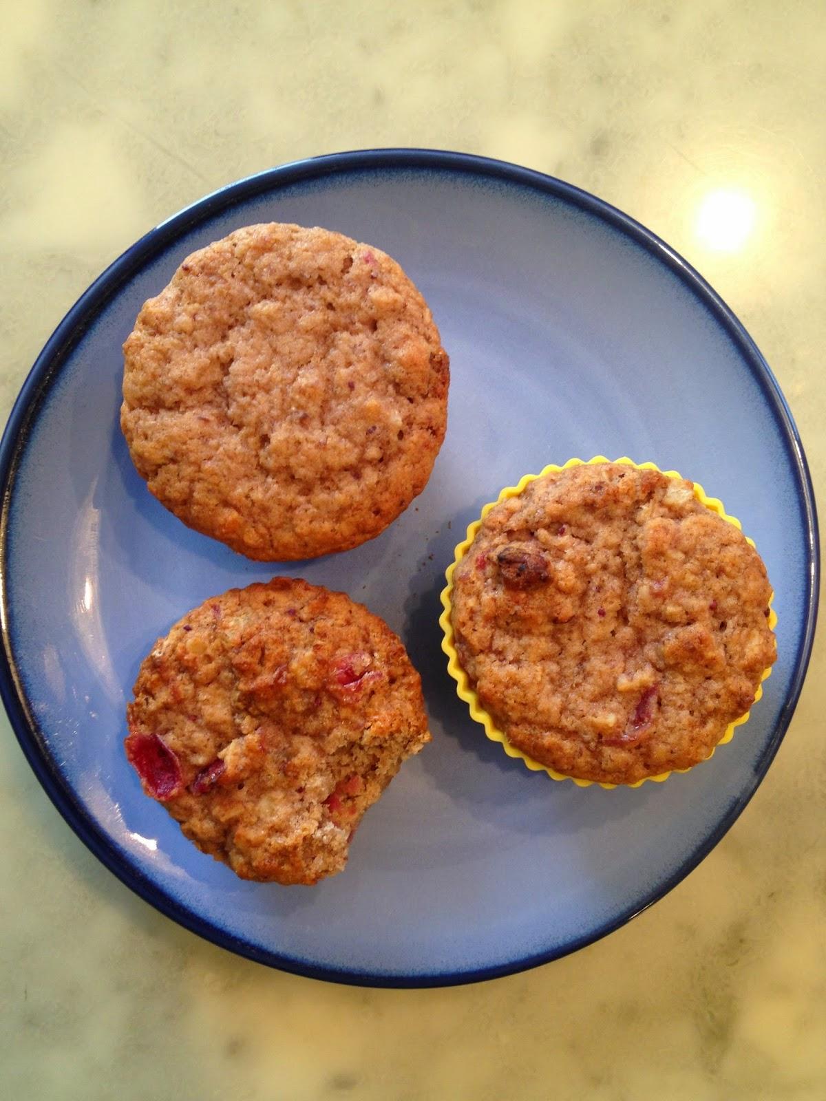 http://ablueskykindoflife.blogspot.com/2014/12/leftover-cranberry-sauce-muffins.html