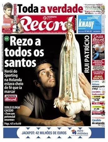 As melhores capas dos jornais desportivos em Portugal - TOP 20