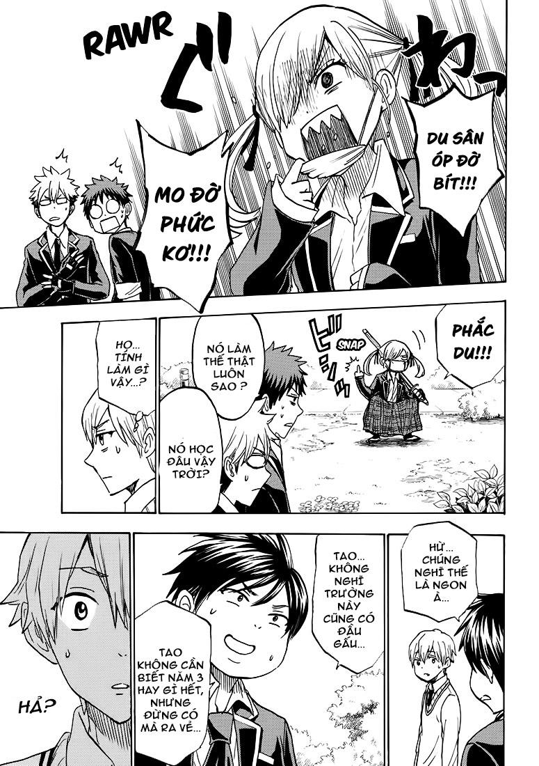 Yamada-kun to 7-nin no majo chap 192 page 15 - IZTruyenTranh.com