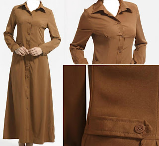 Modern_Dress_CD010_Brown
