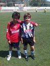 Març 2011. Els cosinets futbolistes!