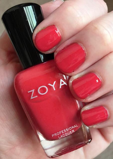 Zoya, Zoya Island Fun Summer 2015 Collection, Zoya Cecilia, Zoya Demetria, Zoya Jace, Zoya Serenity, Zoya Talia, Zoya Nana, nails, nail polish, nail lacquer, nail varnish, swatches, manicure