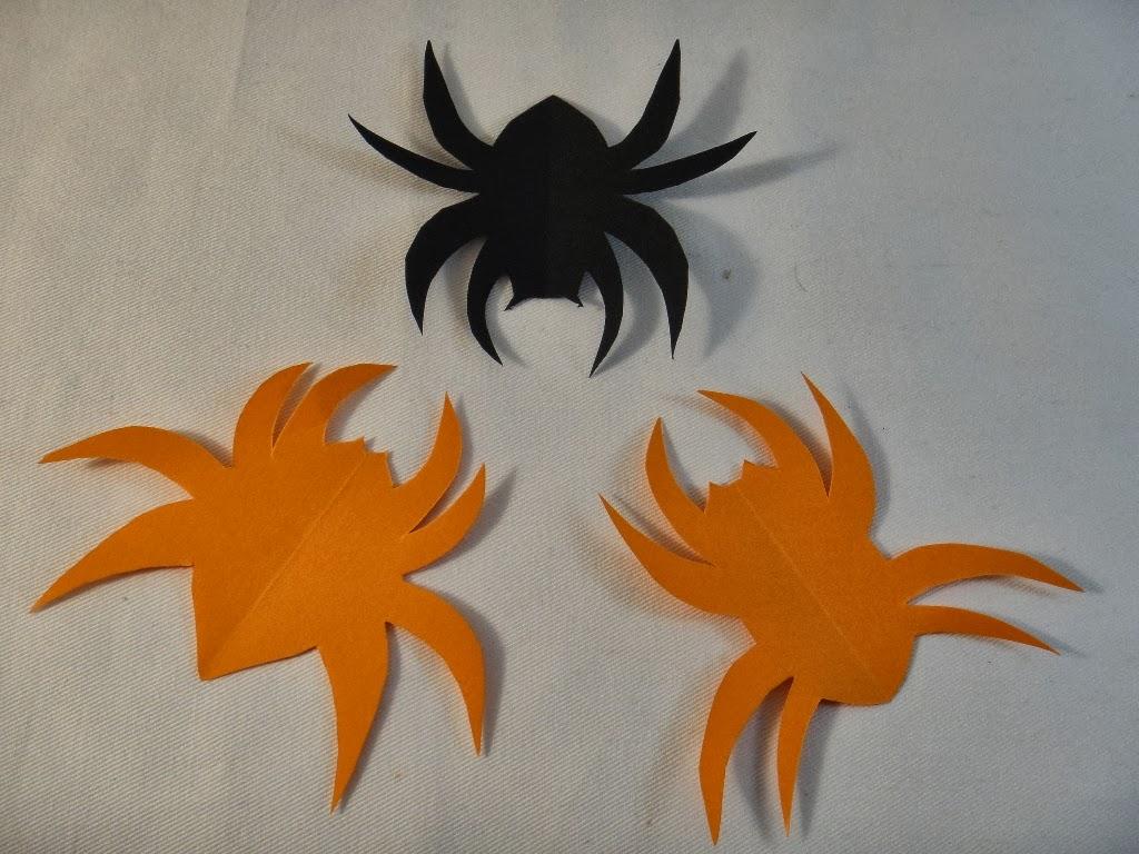 Ines felix kreatives zum nachmachen halloween fensterdeko - Halloween fensterdeko ...