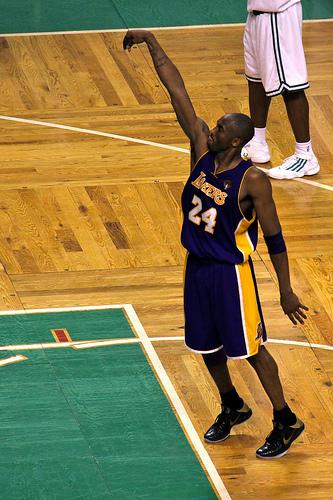 The Dominant Basketball Shooter: Shooting Mechanics ...
