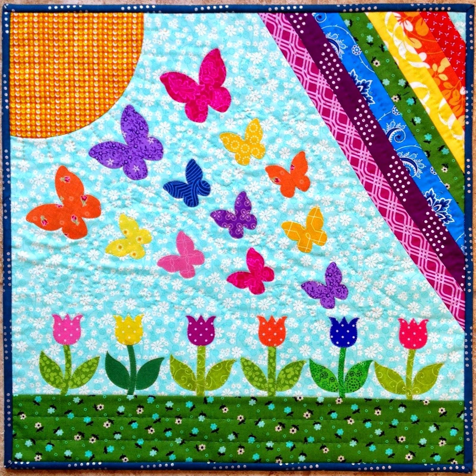 Three Owls Handmade | Shabby Fabrics Blogger Challenge