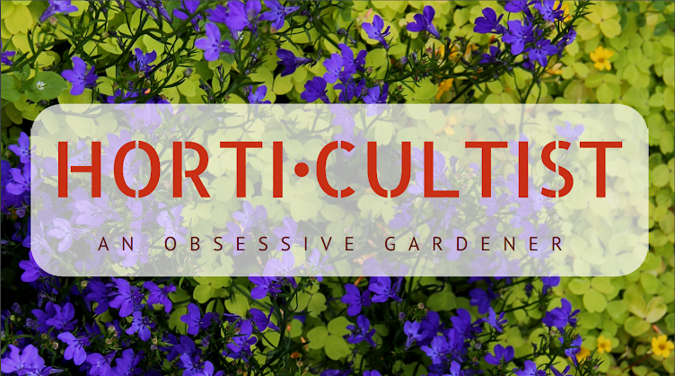 Horticultist: An Obsessive Gardener