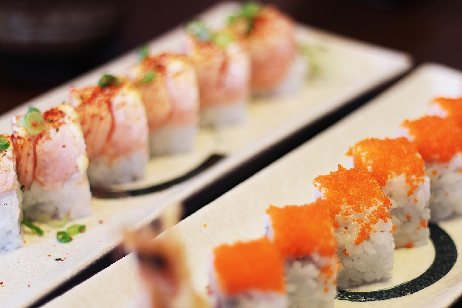want to know where to get the best sushi in sheffield? you too can enjoy this wonderful maki if you head to sushi express