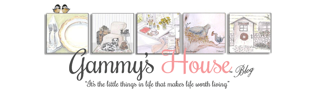 Gammy's House™ Blog