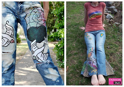 Fashion Jeans on Latest Jeans Fashion Trends For Women