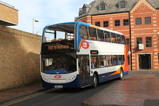 New Stagecoach E400 © John Marsh
