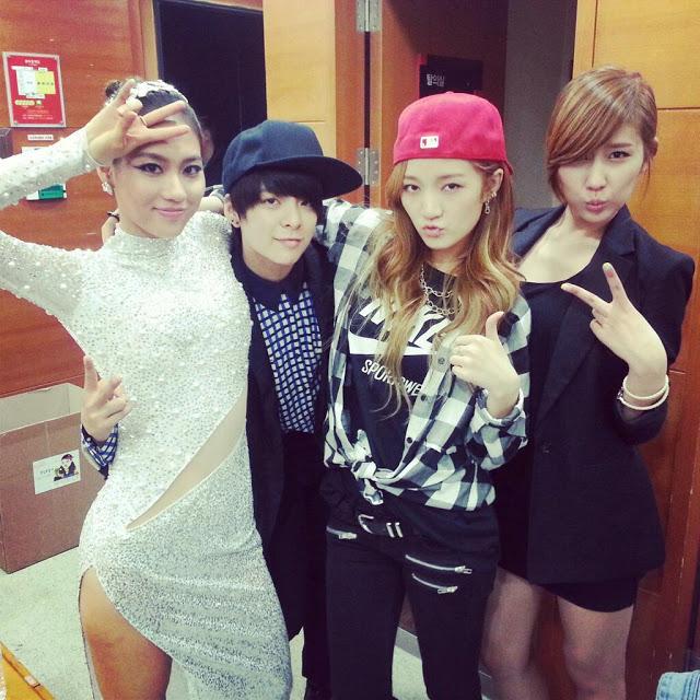 Fei, Jia, Amber, Stephanie