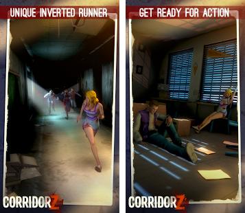 Corridor Z Mod apk data