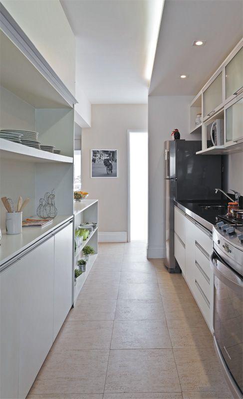 blog de decoração - Arquitrecos: Soluções para cozinhas estreitas ...