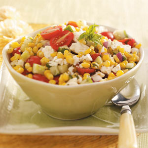 summer corn salad this beautiful salad truly captures the summer