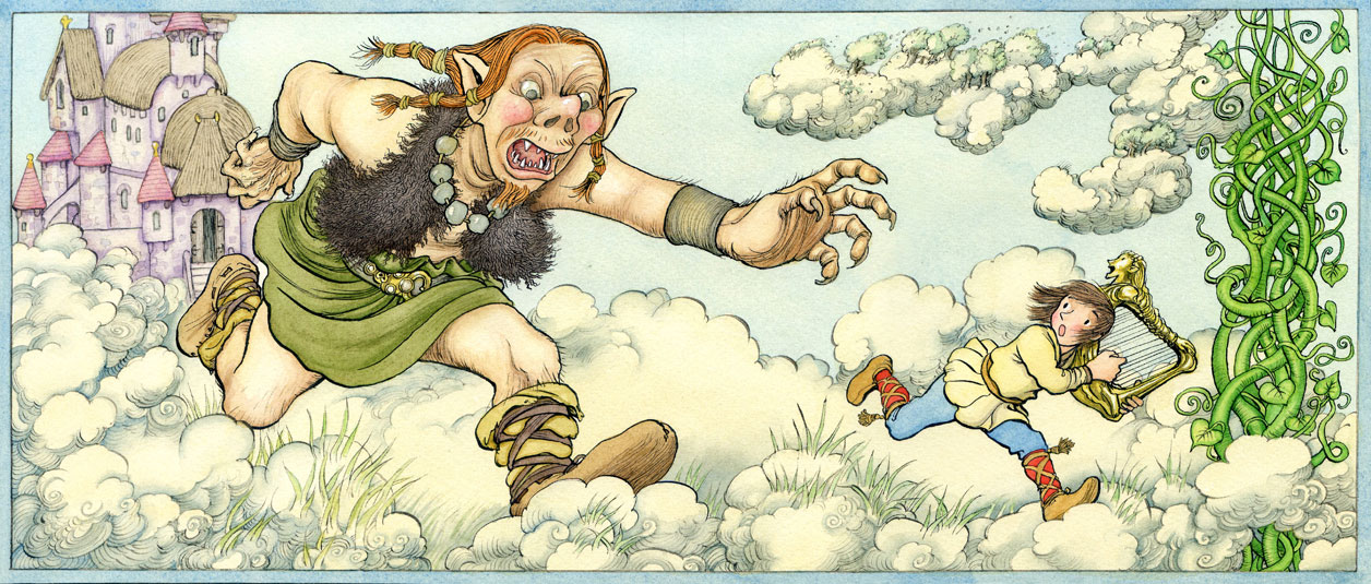 good versus evil and the evolution of jack and the beanstalk Discussion of themes and motifs in anne gray harvey's snow white and the seven dwarfs enotes critical analyses help you gain snow white and the seven dwarfs themes.