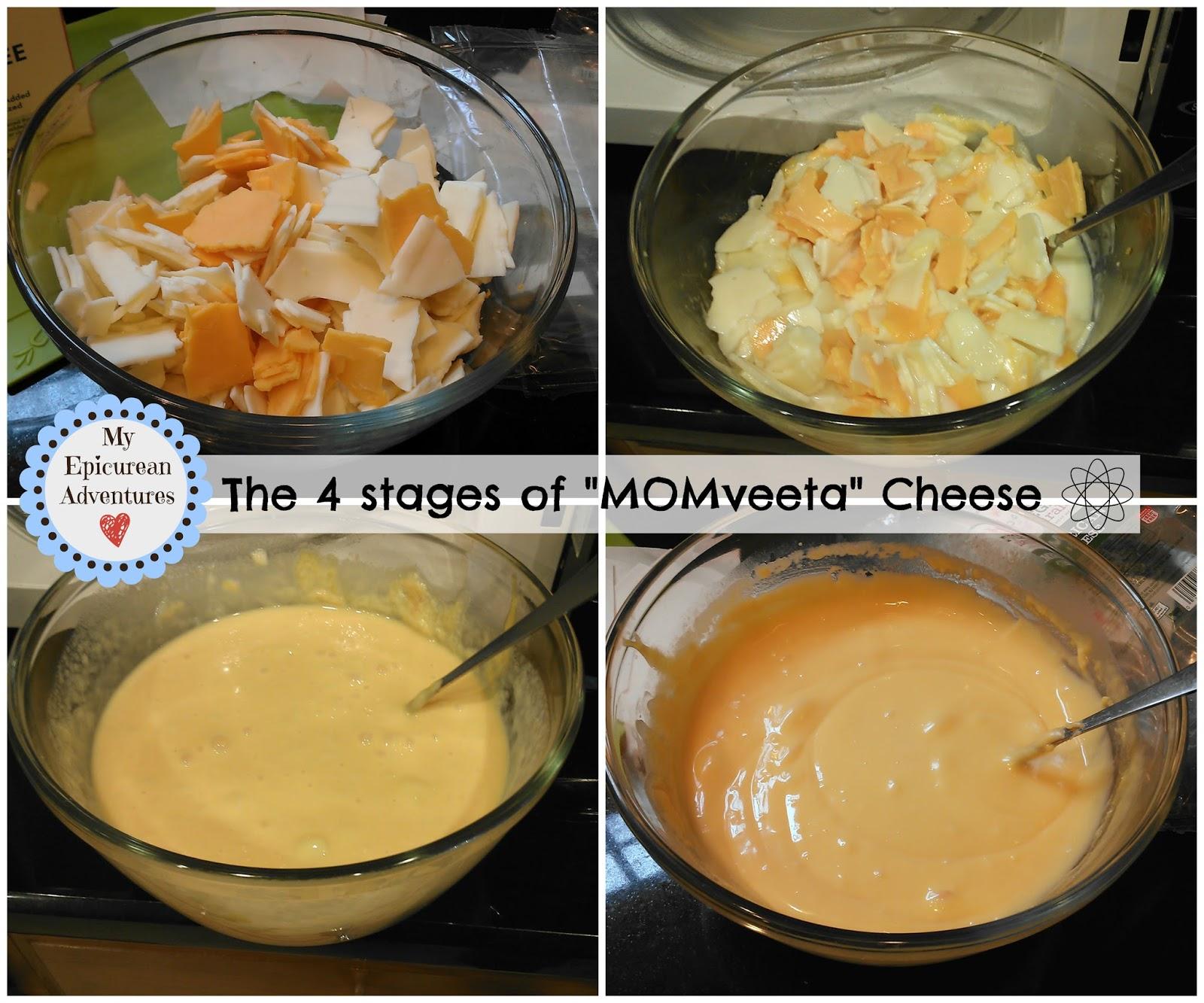 My Epicurean Adventures: MOMveeta: Homemade Velveeta Cheese and Dip