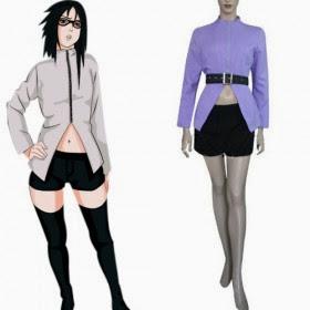 Karin Cosplay Naruto