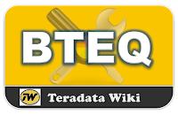 TeradataWiki-Teradata Utilities  Bteq