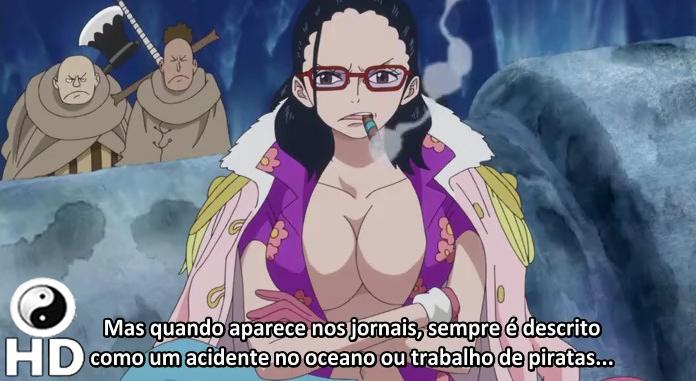 Baixar One Piece 585 - Português